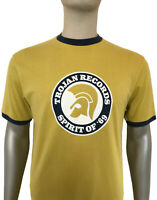 Trojan Records Tee - Trojan Records Men's TC1006 Spirit of 69 Crew Tee Pistachio