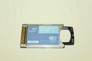 WLAN Wireless Steckkarte Laptop PMCIA Karte 3Com 3CRPAG175 11a/b/g