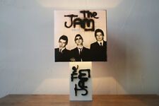 Handmade 'The Jam' Lamp + Album Cover Lampshade, paul weller, in the city