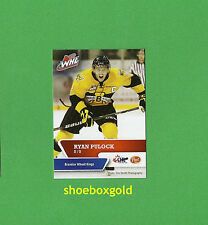 RYAN PULOCK, Brandon Wheat Kings, 2013-14 Post Cereal CHL Hockey Trading Card