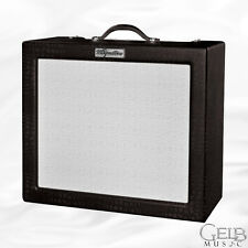 Magnatone Varsity Amp with Reverb,15watts,i Class A, in Black Cathedral - 182-BC