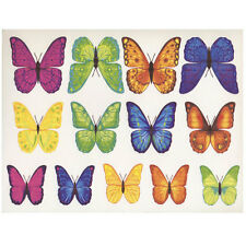 The Sweet Life BUTTERFLY Designer Prints Edible Image Decorations by Lucks