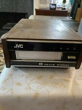 Jvc 4 Channel Stereo Cartridge Player/8 Track Model 1100