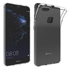 Custodia Cover Case Ultra Slim 0,3 mm. per Huawei P10 Lite silicone trasparente
