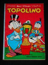 """TOPOLINO N. 433"" 15 MARZO 1964 - EDICOLA !!!"