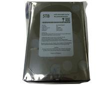 "New 5TB 5700RPM 64MB Cache SATA III 6Gb/s 3.5"" CCTV DVR / NAS / PC Hard Drive"
