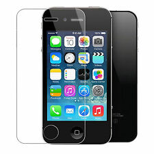 High Quality Tempered Glass Film Screen Protector Guard For Apple iPhone 4S/4