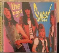 The Sweet - The Best of - The Sweet CD MEVG