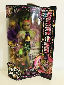Monster High Clawvenus Freaky Fusion Doll Mattel BNIB some box damage