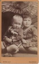 Collectable Antique Children/Infants CDV/Cabinet Photos