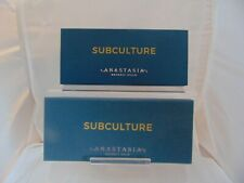 Anastasia Beverly Hills Subculture Eyeshadow Palette Genuine Authentic RRP £43!