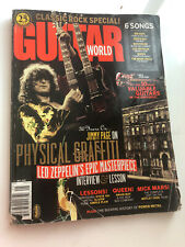 Guitar World Magazine May 2005