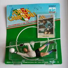 Walter Zenga Tonka / Kenner Forza Campioni 1989 90 Football Soccer Italy Figure