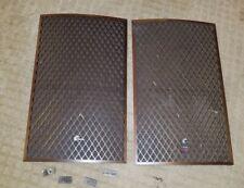 Vintage Sansui SP-2500 Speaker grills Pair