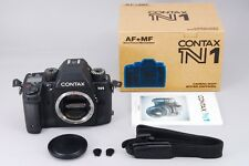 【Excellent+++++ !!】Contax N1 35mm SLR Film Camera in Box from japan #1210