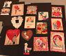 vintage valentines lot