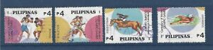 PHILIPPINES - 2426a-2426d - USED - 1996 - CENT OF MODERN OLYMPIC GAMES