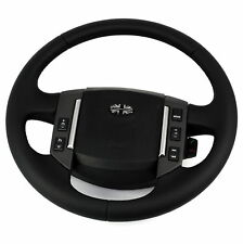 Land Rover Discovery 3 09 soft Leather steering wheel LR3 its 2005-2009 HSE LPG