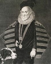 Sir Henry Lee by James Basire, after Moses Griffith (1533-1611)