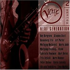 Verve: Next Generation 2 (1995) Roy Hargrove, Stephen Scott, Rosenberg Tr.. [CD]