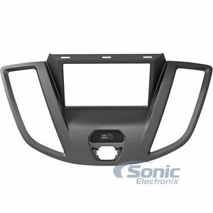 Metra 99-5835G Single/Double DIN Dash Kit for Select 2015-Up Ford Transit