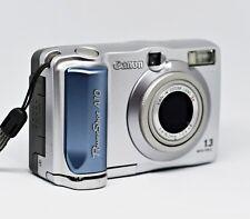 Canon PowerShot A10 Canon Compact Camera FOTOCAMERA DIGITALE