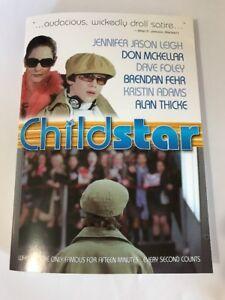 Childstar (DVD, 2009) Widescreen English Only