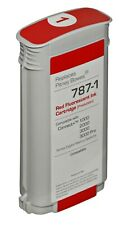 Pitney Bowes 787-1 Premium Quality Compatible Red Postage Ink Max Volume