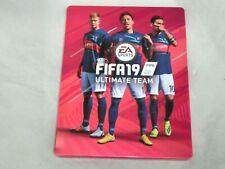 FIFA 19 Steelbook, Steel Box (leer, ohne Spiel) OVP