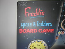 New M&S Marks & Spencer Freddie Space & Ladders Board Game