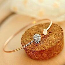 Bracelets for Women Delicate Simple Heart Statement Bracelet pulseras
