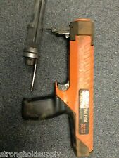 USED 27527A ADVANCE LEVER/SPRING FOR RAMSET SA270 -PICTURE IS OF ENTIRE TOOL