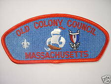 OLD COLONY COUNCIL EAGLE SCOUT CSP SA-36