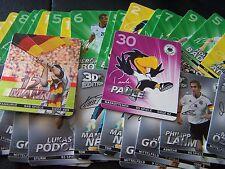 REWE Sammelbilder Cards EM 2012 Fußball Deutsches Team Sammelcards