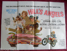 Cinema Poster: HILL'S ANGELS 1979 (Quad) Cloris Leachman Edward Herrmann