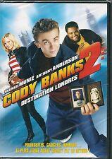 DVD ZONE 2--CODY BANKS 2 - DESTINATION LONDRES--MUNIZ/ANDERSON/ALLEN--NEUF
