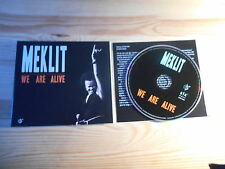 CD Indie Meklit - We Are Alive (13 Song) SIX DEGREES