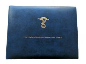FAI History of Aviation First Day Covers