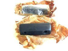 NOS 1968-1969 MOPAR BARRACUDA DART VALIANT BLACK ARM REST PADS SET