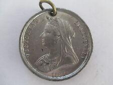 VICTORIA LONGEST REIGN COMMEMORATIVE MEDAL 1897 (35 mm)