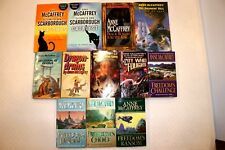Anne McCaffrey 12 Book Lot FREE SHIPPING!