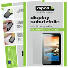 2x dipos Lenovo A7-40 screen protector protection guard anti glare