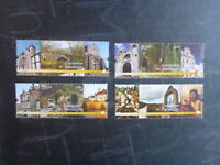 2015 PORTUGAL ROADS TO SANTIAGO SET 4 MINT STAMPS MNH