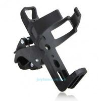 Motorcycle Handlebar Bike Water Bottle Drink Cup Holder Mount Cage Quick Release