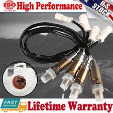 4Pcs O2 Oxygen Sensor Downstream Upstream For 1997-2011 Ford F150 4.2L 4.6L 5.4L