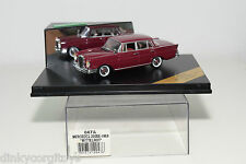 . VITESSE 047A 047 A MERCEDES BENZ 220SE 220 SE 1959 RED MAROON MINT BOXED