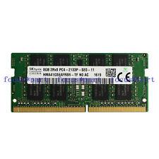 New Hynix 8GB PC4-17000 DDR4 2133MHz 260pin PC4-2133P SO DIMM Laptop Memory