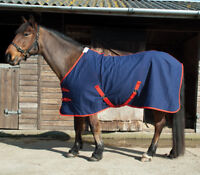 Horse Summer Sheet | Cotton Rug for Travel | Show | Stable | Cooler ALL SIZES
