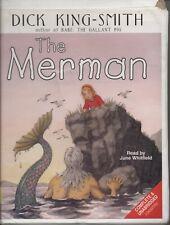 The Merman~Mermaid~Dick King Smith 1999 Audio Cassette Book~June Whitfield~Uk