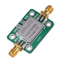 LNA 50-4000 MHz RF Low Noise Amplifier Signal Receiver SPF5189 NF = 0.6dB GW